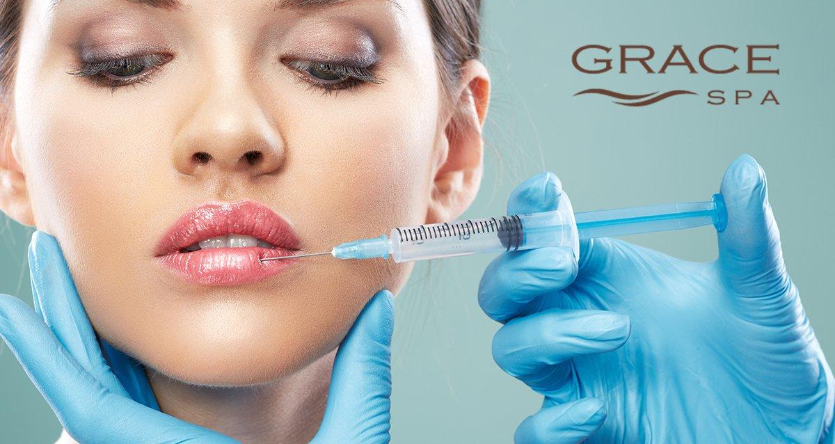 Скидки до 80% на инъекционную косметологию в GraceSPA
