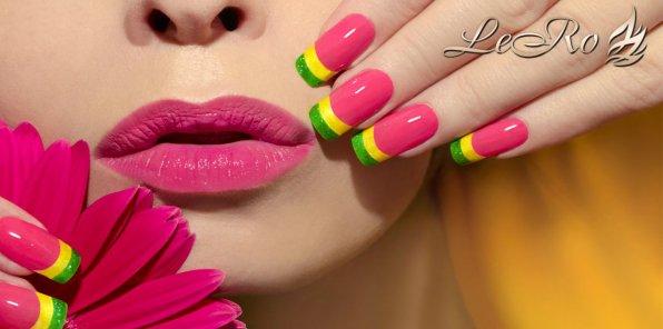 Скидки до 78% на маникюр в салоне красоты Lero