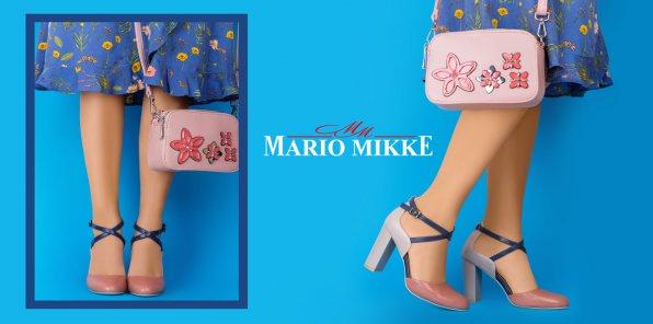 Скидка 500 р. в интернет-магазине Mario Mikke