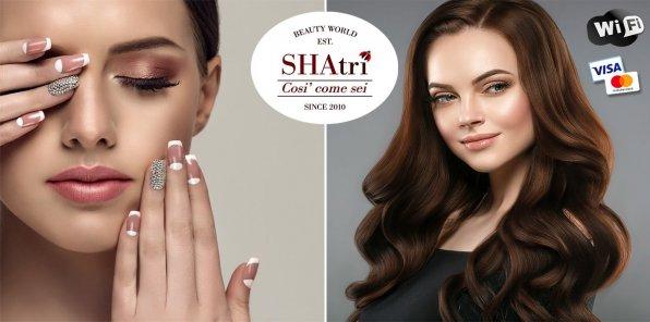Скидки до 82% на услуги салона красоты SHATRI