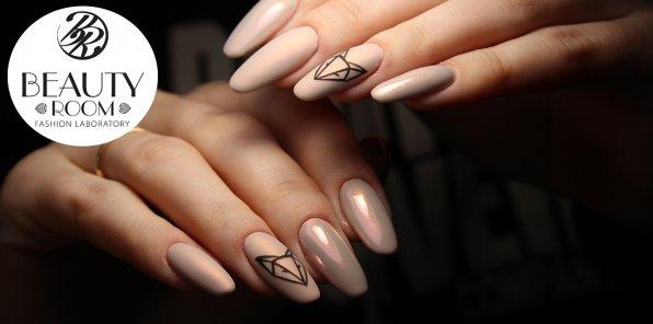 Скидки до 75% на ногтевой сервис в студии Beauty Room