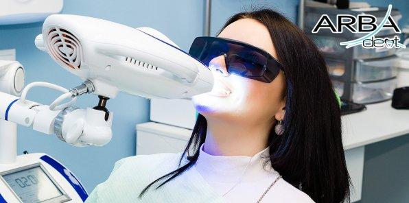 Скидки до 73% от стоматологии «Арбадент»