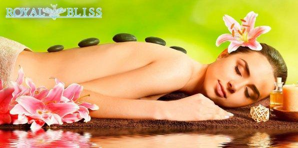 Скидки до 60% в ROYAL BLISS Massage and SPA