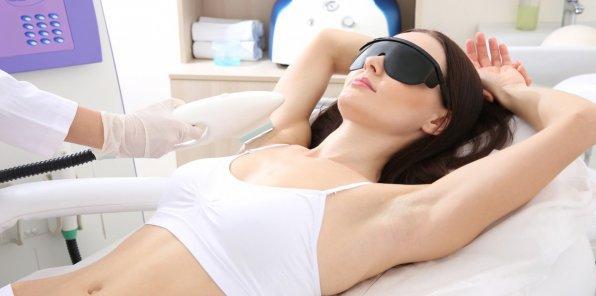 Скидки до 72% на лазерную эпиляцию