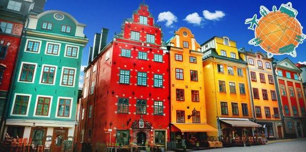 Круизы в Прибалтику и Швецию на июньские праздники от 2880 р.