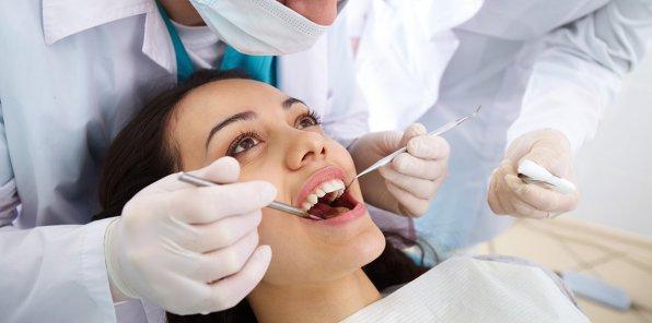 Скидки до 50% на лечение зубов