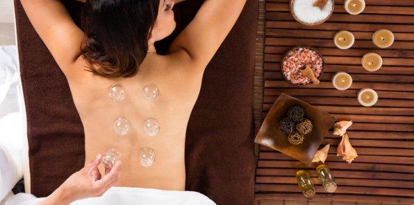 Скидки до 50% на китайский массаж в студии «Шэнкан»