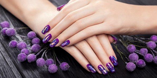 Скидки до 65% на ногтевой сервис в салоне красоты Top Point