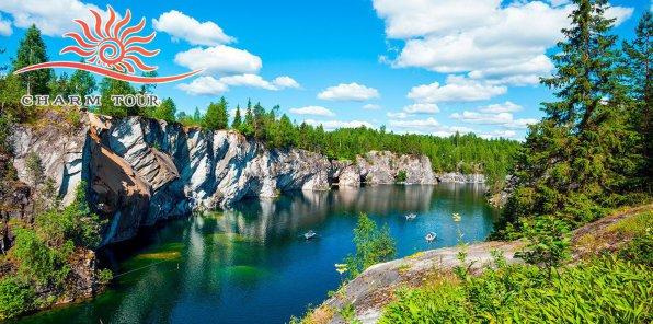 Скидки до 77% на туры в Карелию и другие города