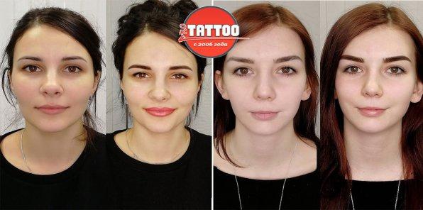Скидки до 80% на татуаж в сети салонов Pro Tattoo