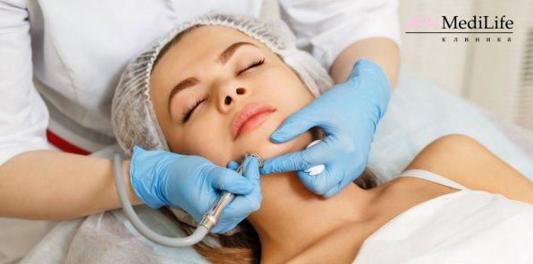 Скидки до 61% на косметологию в MediLife
