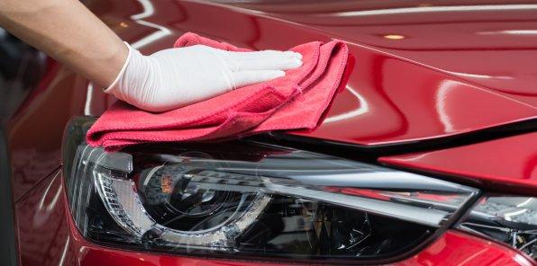 Скидки до 78% на автомойку и химчистку в СТК «Вектор Моторс»