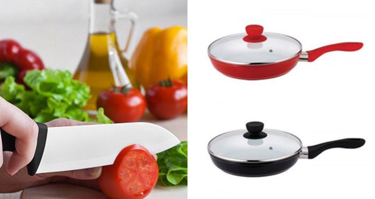 С керамической посудой вам не будет равных на кухне!