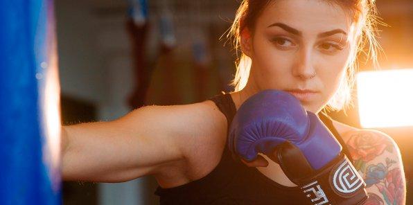 Скидки до 100% на занятия в боксерском клубе MOSCOWBOXING