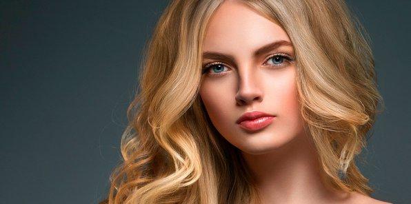 Скидки до 50% на услуги для волос на Фучика