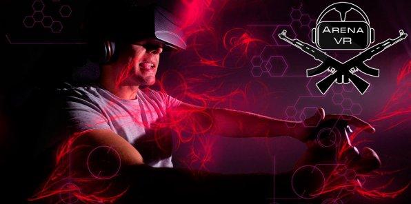 Скидки до 100% в клубе виртуальной реальности*