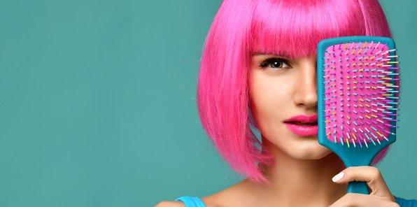 Скидки до 84% на услуги для волос в бьюти студии «Лилия»