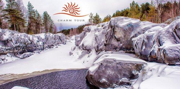 Скидки до 77% на туры в Карелию и по России в декабре, январе и на Новый год