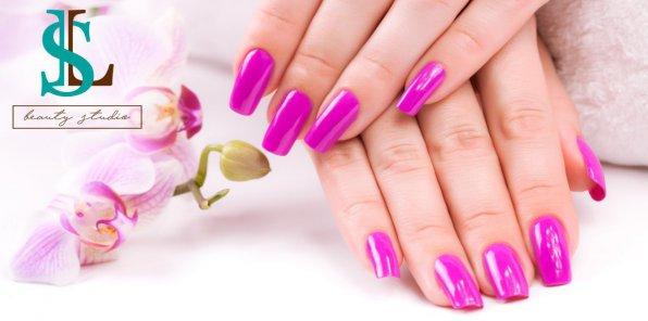 Скидки до 50% на ногтевой сервис в салоне LS Beauty Studio