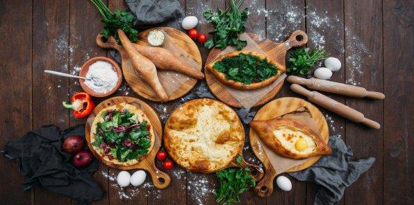 Скидка 50% на все в ресторане восточной и грузинской кухни Basil