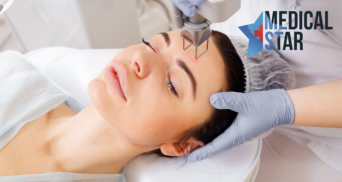 Скидки до 80% на косметологию в центре Medical Star