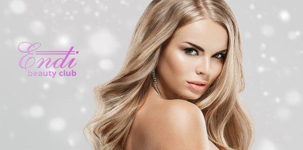 Скидки до 83% на услуги для волос в салоне Endi