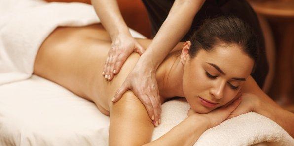 Скидки до 55% на SPA-программы и массаж в студии «Золотые руки»