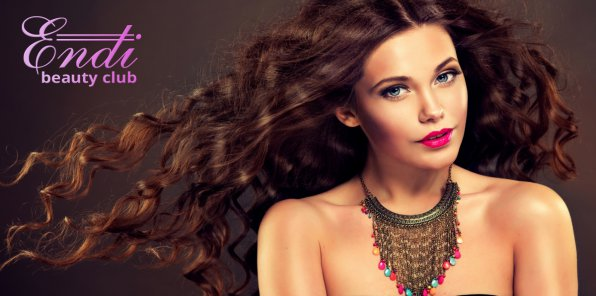 Скидки до 83% на услуги для волос в салоне красоты Endi