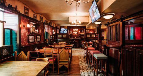 Скидки до 40% на меню и напитки в Big Jim's Pub