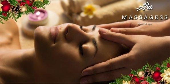 Скидки до 64% на массаж и SPA в MASSÁGESS