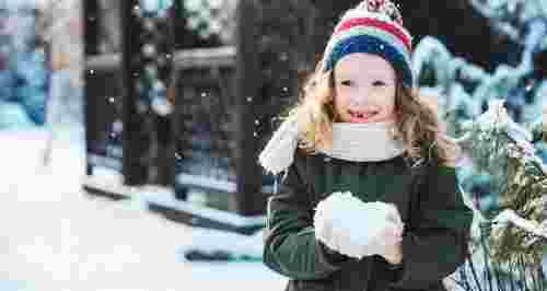 Куда пойти с ребенком на новогодние каникулы в Питере