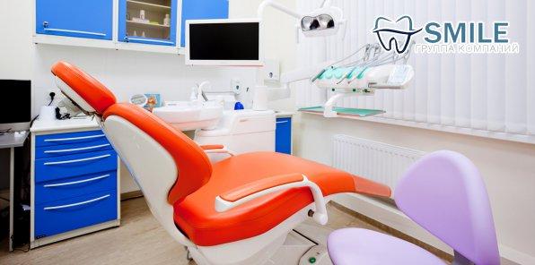Скидки до 73% на стоматологию в группе компаний SMILE