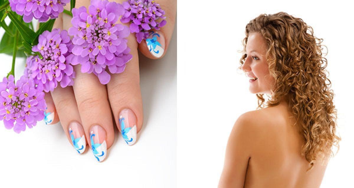 Покорите всех красотой волос и ногтей по суперцене!
