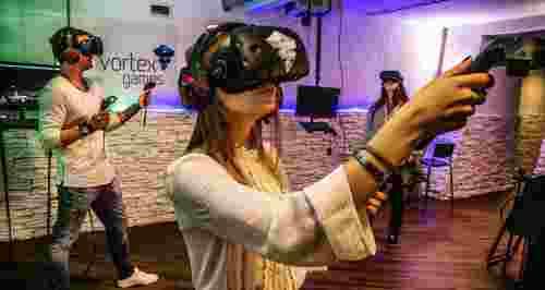 Скидки до 100% на игру в шлеме виртуальной реальности