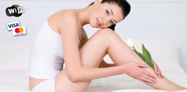 Скидки до 77% на косметологию и депиляцию рядом с метро