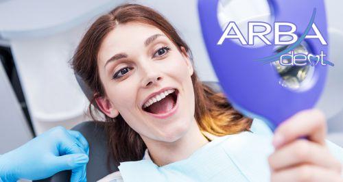 Скидки до 88% на услуги стоматологии «Арбадент»