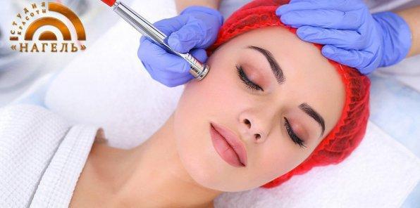 Скидки до 80% на косметологию и депиляцию в «Нагель»