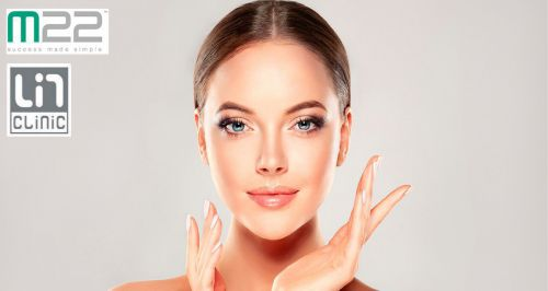 Скидки до 40% лазерную косметологию Lumenis M22!
