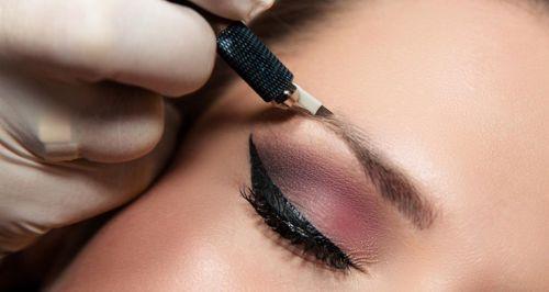 Скидки до 70% на перманентный макияж