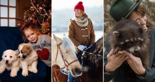 Скидки до 70% на конные прогулки и посещение зоофермы