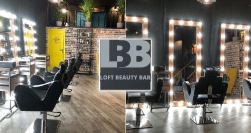 Скидки до 45% на услуги для волос в Loft Beauty Bar