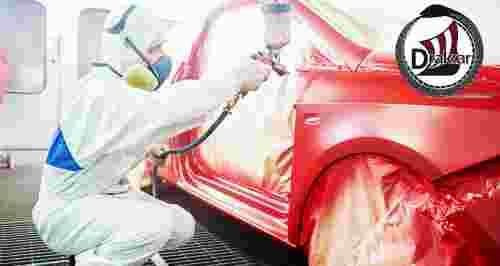 Скидка 30% на покраску в автосервисе DRAKCAR