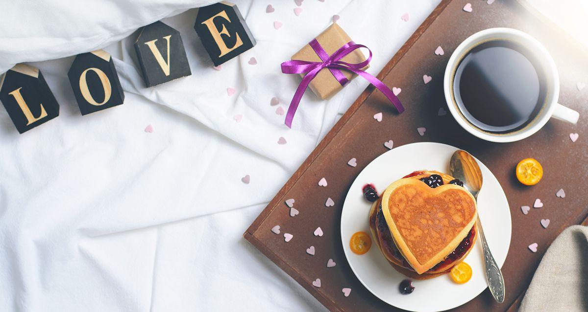 Что приготовить на завтрак на День св. Валентина