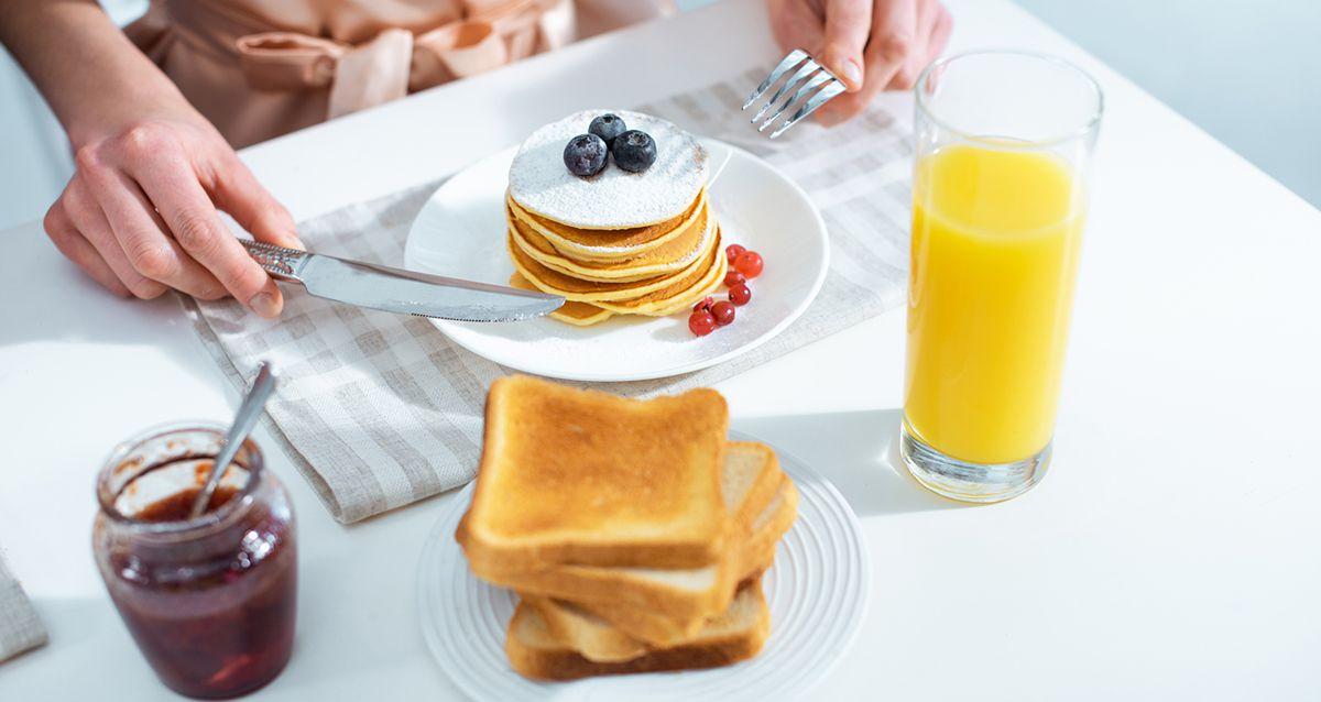 Неделя завтраков за 300 рублей