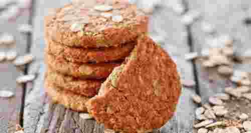 Самое полезное печенье: ПП-рецепты