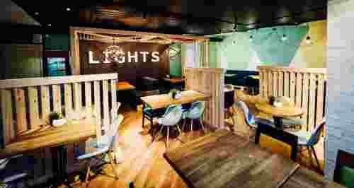 Скидка 40% на меню в Lights Cafe рядом с м. Таганская