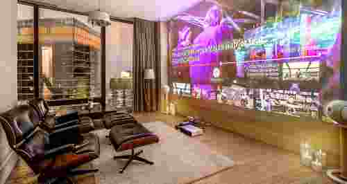 Скидка 58% на VIP-отдых в апартаментах «Москва-Сити»