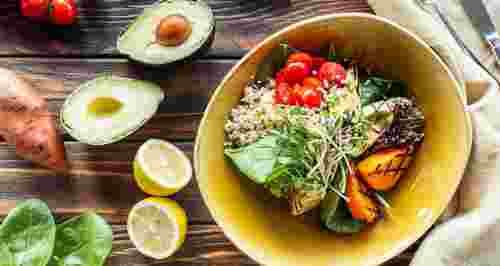 ПП-салаты: 5 вкусных рецептов