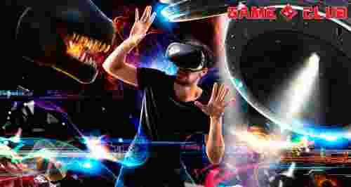 Скидки до 100% на виртуальные игры в VR Game Club