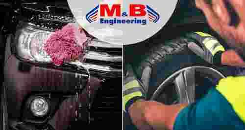 Скидки до 70% на шиномонтаж в автосервисе «МБ Авто»